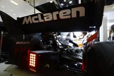 """""""McLaren"""" Austrijoje naudos patobulintas """"Honda"""" jėgaines"""