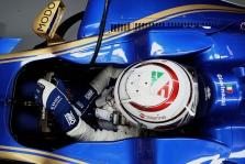 """""""Haas"""" avarija pirmojoje treniruotėje iššaukė raudoną vėliavą (VIDEO)"""