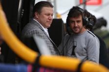 Z. Brownas: Alonso įtaka taps mūsų pranašumu