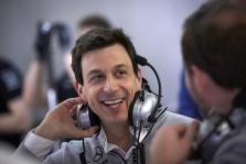 """T. Wolffas: klausimas tas, ar aš apskritai pasiliksiu """"Formulėje-1"""""""