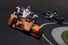 "F. Alonso ir ""McLaren"" kitąmet sugrįš į ""Indy 500"" lenktynes"