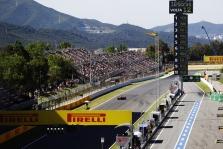 Ispanijos GP: važiavimų tvarkaraštis