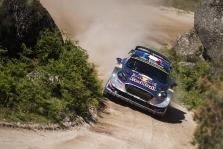 """<span style=""""background:#000000; color:white; padding: 0 2px"""">WRC</span> Portugalijos ralyje į priekį įsiveržė S. Ogier"""