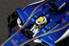 M. Ericssonui starto pozicijų bauda už pavarų dėžės keitimą