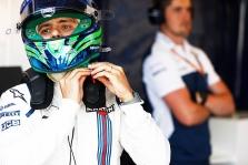 Felipe Massa paguldytas į ligoninę