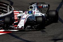 """Po F. Massos avarijos, """"Williams"""" reikės keisti bolido važiuoklę (VIDEO)"""