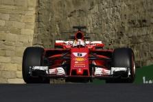 Azerbaidžano GP: greičiausi ratai
