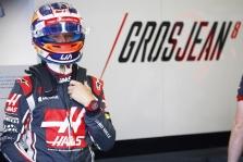 R.Grosjeanas: vienu metu turėjau abejonių dėl savo saugumo