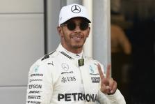 L. Hamiltonas: pirmą kartą šį sezoną savaitgalį pradedame turėdami gerą pagrindą