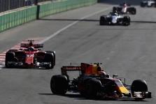 M. Verstappenas: važiuodamas negalvojau apie galimas bolido problemas