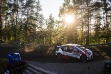 """<span style=""""background:#000000; color:white; padding: 0 2px"""">WRC</span> Suomijoje vykstančiame ralyje - greičiausia suomių trijulė"""