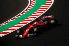 Vengrijos GP: šeštadienio treniruotės