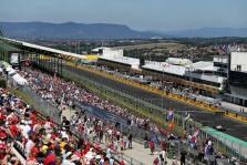 Vengrijos GP: penktadienio treniruotė Nr. 2