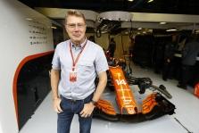 "M. Hakkinenas: ""McLaren"" reikalai pagerėjo"