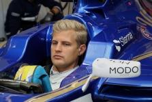 """M. Ericssonui vieta """"Sauber"""" komandoje nėra garantuota"""
