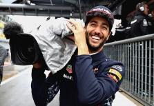 D. Ricciardo: viršūnėje galime būti visą savaitgalį