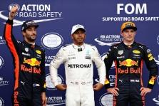 L. Hamiltonas: M. Verstappenas gali būti pretendentas į čempiono titulą