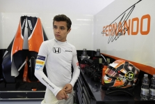 """McLaren"" neleido L. Norrisui pereiti į ""Toro Rosso"""
