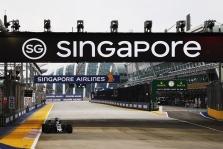 Singapūro GP: važiavimų tvarkaraštis