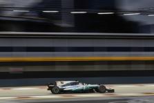 Singapūro GP: greičiausi ratai