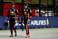 J. Villeneuve: Verstappenas nėra toks geras kaip Ricciardo