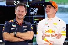 C. Horneris: M. Verstappenas šiemet suklydo tik Vengrijoje ir Italijoje