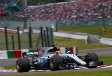 JAV GP: penktadienio treniruotė Nr.2
