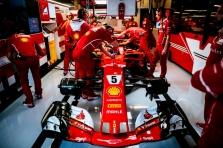 S. Vettelis paskutinėse treniruotėse naudos naują važiuoklę