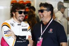 L. Strollas: Andretti debiutas F-1 būtų logiškas