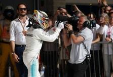 Kokiomis sąlygomis L. Hamiltonas iškovos pasaulio čempiono titulą?