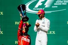 Kodėl S. Vettelis pralaimėjo lenktynes Ostine?