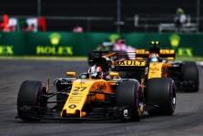 "Sezono rezultatai: ""Renault Sport F1"""