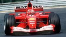 Incidentai, sustabdę M.Schumacherio rekordo augimą