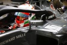"""A. Giovinazzi sės prie """"Sauber"""" vairo treniruotėse ir bandymuose"""