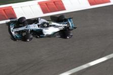 V. Botto tikslas - nugalėti paskutinėse sezono lenktynėse