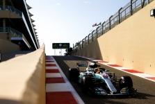 Abu Dabio GP: šeštadienio treniruotės
