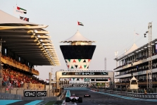 Abu Dabio GP: važiavimų tvarkaraštis