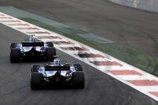 """Sezono rezultatai: """"Sauber F1 Team"""""""