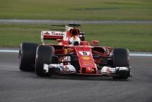 Bandymuose kol kas geriausias – Sebastianas Vettelis