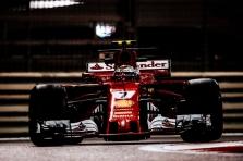 Prasidėjusiuose bandymuose greičiausias K. Raikkonenas, F. Alonso sudaužė bolidą