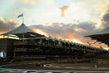 Abu Dabio GP: penktadienio treniruotė Nr.1