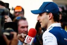 """R. Kubica tapo atsarginiu """"Williams"""" pilotu"""