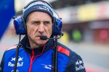 F. Tost: nenorėčiau, kad būtų mažiau negu 20 lenktynių