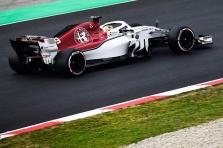 """M. Ericssonas: K. Raikkoneno sutartis su """"Sauber"""" buvo blogos naujienos man"""