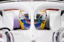 """M. Ericssonas tikisi pratęsti karjerą """"IndyCar"""""""