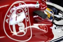 "Sezono rezultatai: ""Alfa Romeo Sauber F1 Team"""