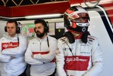 """Artėjant debiutui """"Ferrari"""" ekipoje, C. Leclercas nejaučia didesnio spaudimo"""