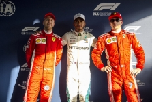 Australijos GP: treniruotės, kvalifikacija
