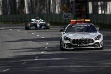 M. Isola: saugos automobilis stipriai paveikė lenktynes