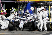 "Sezono rezultatai: ""Williams Martini Racing"""